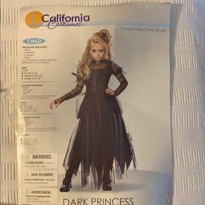 Dark Princess Halloween costume